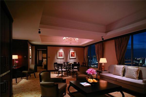豪生国际酒店特色