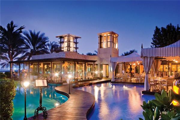 豪生国际酒店环境