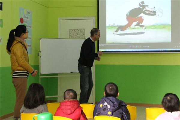 企鹅培训加盟