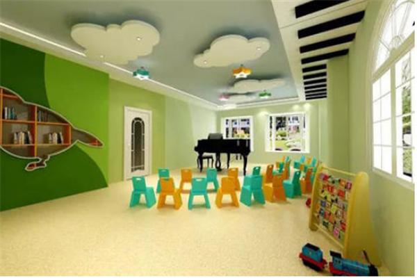 乐育幼儿园环境