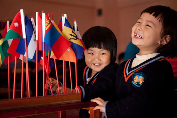 BIK英国国际幼儿园特色