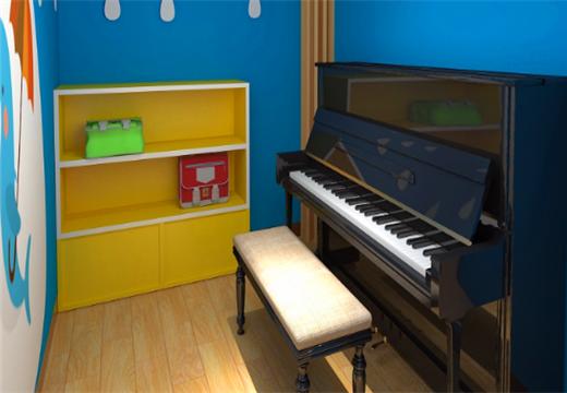 琴巢钢琴教育实用