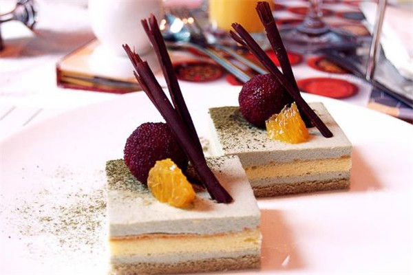 爱思米主题餐厅甜品