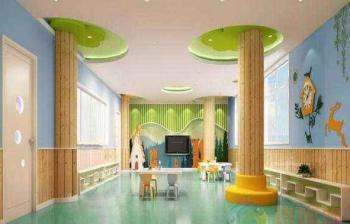 绿茵幼儿园环境