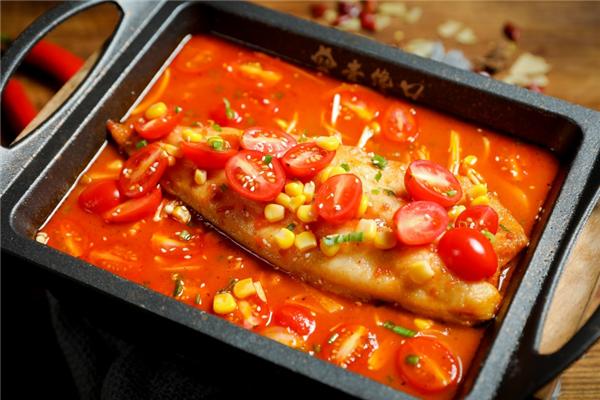 青饞口小份烤魚産品