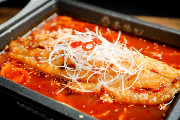 青饞口小份烤魚細節