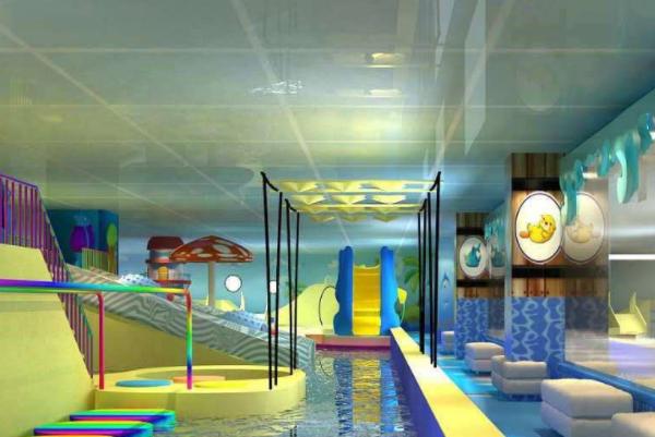 藍泡泡水上樂園加盟