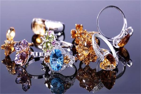 珠宝团种类