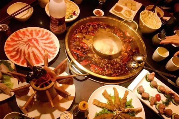 喜锅潮汕牛肉馆香