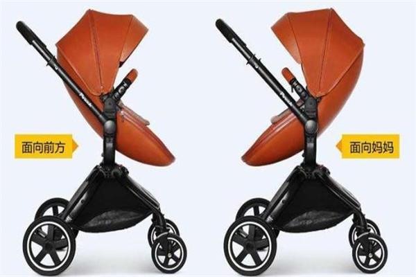 Pouch嬰兒推車品牌