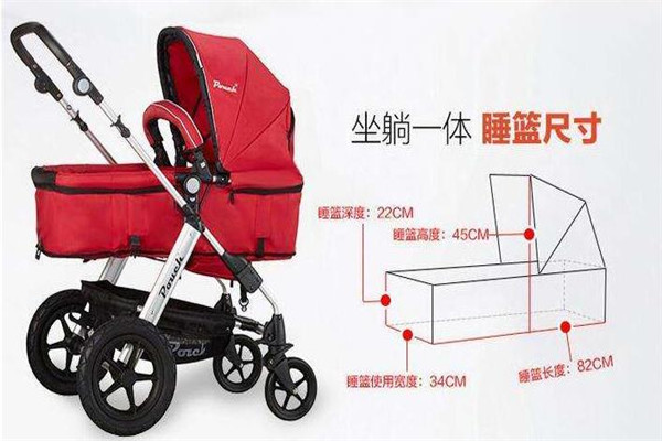Pouch嬰兒推車招牌