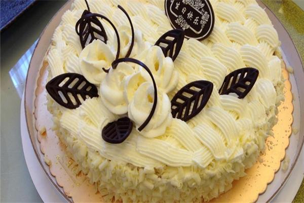 輕謐蛋糕招牌