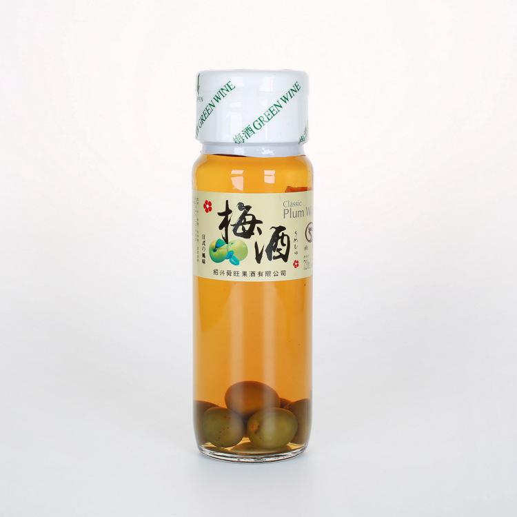 舜龍720ml青梅酒