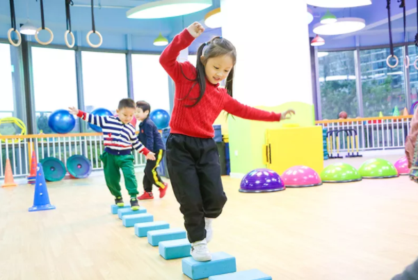 米能儿童体智训练中心加盟