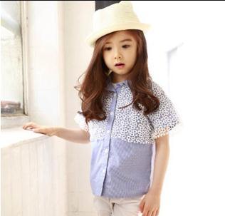 欧妮宝贝童装衬衫