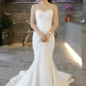 LaMoon婚纱束腰