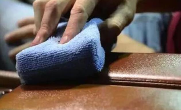 秀革皮具護理擦拭