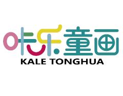 咔乐童画少儿美术品牌logo
