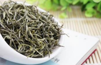 黃山毛尖陳茶