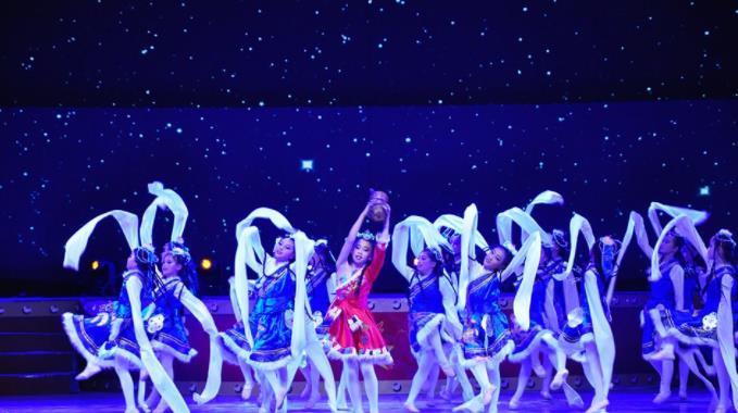 卓玛舞蹈汇演