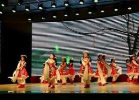 卓玛舞蹈演出