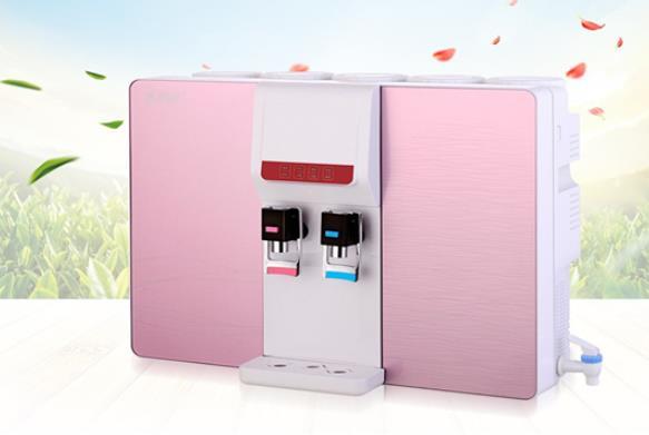 索尔司净水器产品