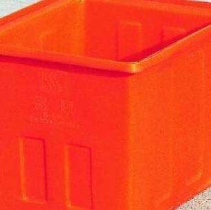 塑膠容器正方形桶