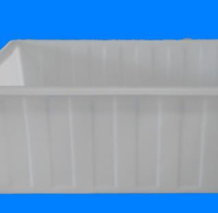 塑膠容器長方形桶