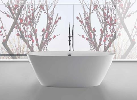 浪登潔具浴缸