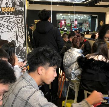 半城外牛杂锅语门店6