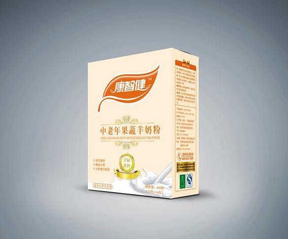康健羊奶粉産品