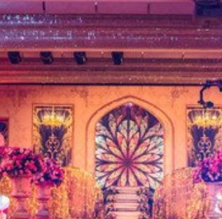 花海閣主題婚禮會館暖色