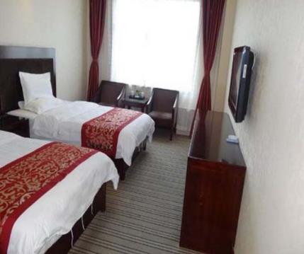 新大洲酒店雙人房
