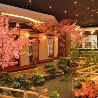 閩南大酒店前庭