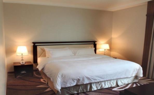 楓丹白鷺酒店套房