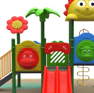 美格双语幼儿园设施