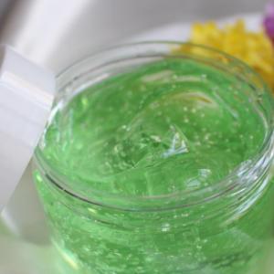 蘆薈鮮汁面膜方便快捷
