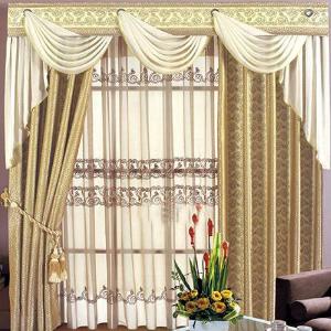 路创电动窗帘安装方便
