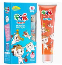 伢牙乐儿童牙膏健康