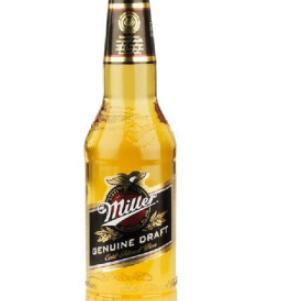 美国米勒啤酒甘醇