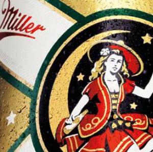 美国米勒啤酒设计