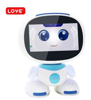 小乐智能机器人外形可爱