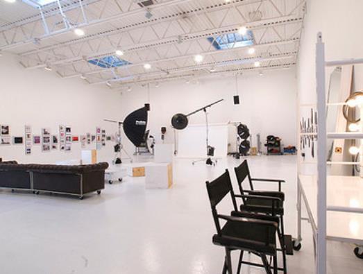 可可映画摄影工作室摄影棚环境