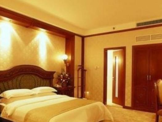 克拉玛依市酒店房间
