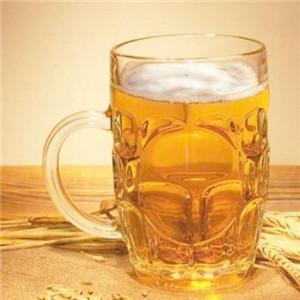 孟山原浆啤酒色泽