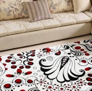 美丽肯地毯华丽