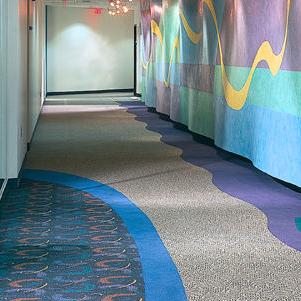 美麗肯地毯彩色