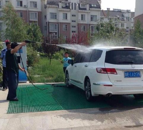 易捷自助洗车水泵