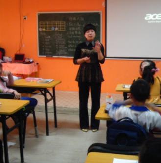 燕郊儿童英语培训教学