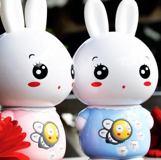 美美兔兒童早教故事機加盟